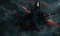 professor, Гарри поттер, harry potter, alan rickman, алан рикман