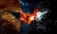 темный рыцарь, Бэтмен начало, batman begins, the dark knight