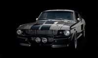 ford mustang, 1967, shelby gt500