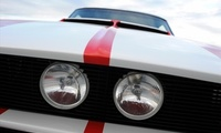 mustang, cobra, ford, 1967, shelby, gt500cr