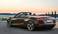 auto wallpapers, Audi, парни, r8 spyder 4-2 fsi quattro, машины, фото, доро ...