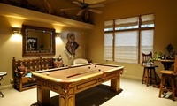 room, комната, tables, Interior, game, игровая, billiard, desigen