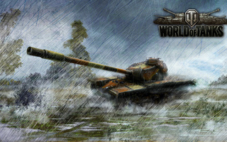 танк, Wot, world of tanks, т110е5