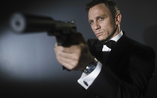 007, daniel craig, James bond, агент