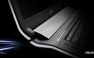 Asus, асус, n series, ноутбук, notebook