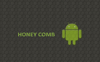 honey comb, текстурка, Android, os