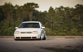 white, vw, tunig cars, volkswagen golf, cars walls, gti, cars, golf, Auto, volkswagen golf gti