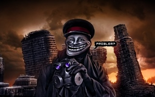 romantically apocalyptic, Романтика апокалипсиса, troll face, капитан