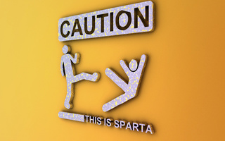 This is sparta, это спарта, coution