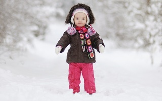 children, happiness, beautiful, child, lovely, elegant, Little girl, joy, lonely, cute, winter