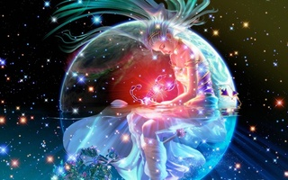 earth, scorpius, goddess, zodiac, yutaka kagaya, scorpion, gaia, Cg wallpapers, starry tales