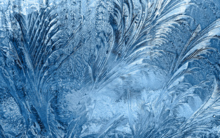 glass, Frosted, frozen