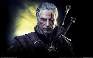 взгляд, ведьмак, The witcher 2, assassins of kings