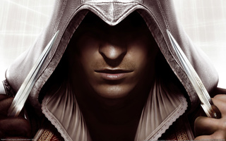 Assassin's creed, assassin, капот