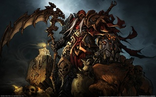 всадник апокалипсиса, wrath of war, Darksiders