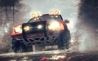 game, racing, Dirt 3, bowler nemesis, colin mcrae rally