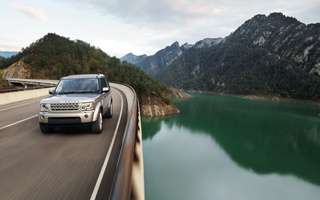 Land rover, discovery, 4