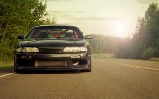 tuning cars, nissan, cars, s14, обои авто, Auto, wallpapers auto, nissan s14