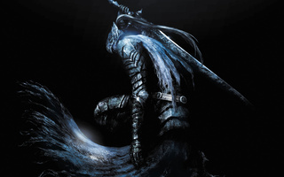 pc, Dark souls prepare to die edition, меч, броня, dark souls, рыцарь, доспехи