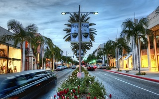 california, road, калифорния, shop, hollywood, usa, la, Beverly hills, los angeles