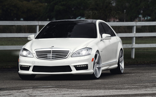 Mercedes-benz, s class, белый, s 63, white, мерседес бенц