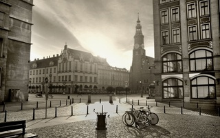 old, Retro, фото, black & white, фото, photo, cityscape, scenery