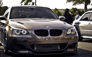 bmw, e60, automobile, tuning, beautiful, wallpapers, автомобиль, Car, germany, m5