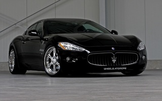 масерати, мазерати, black cars, Maserati, auto walls, авто обои