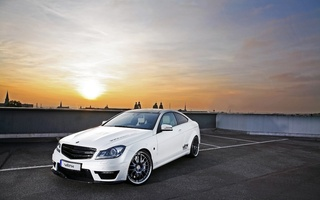 Auto, cars, с 63, c 63 amg, сoupe, amg, vaeth, mercedes benz, vaeth mercedes-benz