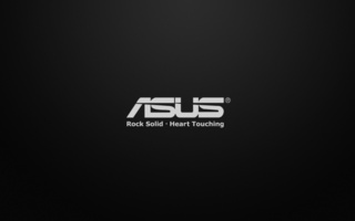 touching, white, heart, black, Asus, rock solid