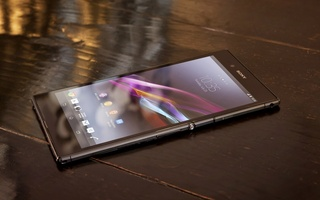 mobile, xperia z, Sony, смартфон, triluminos, table, ultra