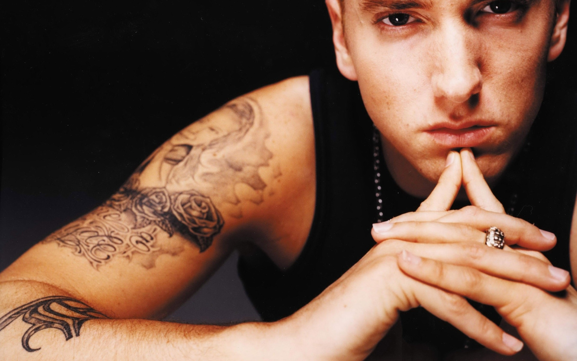 a biography and life work of marshall mathers eminem an american rap artist