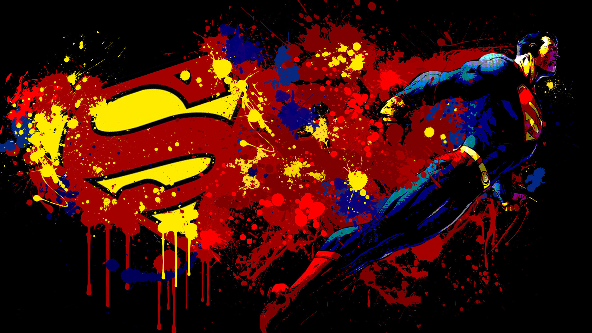 Cool superman wallpaper hd