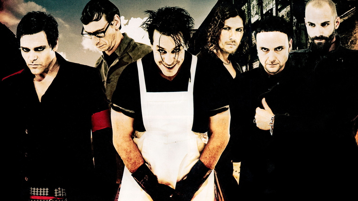 Download rammstein desktop wallpapers