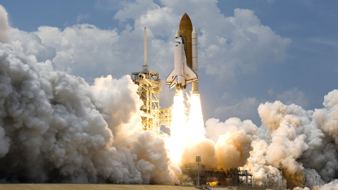 Sexual intercourse on space shuttle